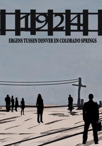 1924 – Ergens tussen Denver en Colorado Springs